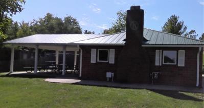 Miller Park Shelter House