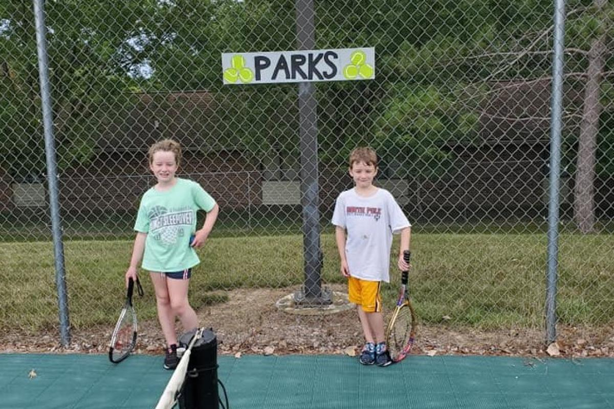 July 2020 Parks Scavenger Hunt
