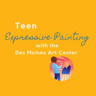 teen expressive art icon