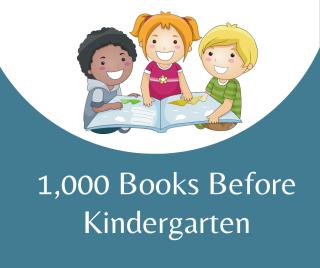 1000 Books Before Kindergarten image